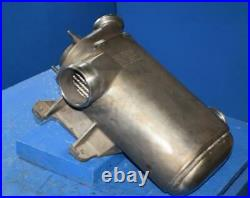 03 07 Detroit 60 Series 14l Egr Cooler Exhaust Gas Cooler Remanufactured 9718