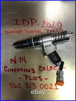 0414703003 Detroit Series 60 N3 14.0l Diesel Fuel Injector $165