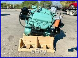 1978 Detroit Diesel Series 53 6V53 Diesel Engine For Sale, 210 HP, Natural