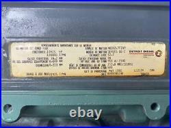 1992 Detroit Diesel Series 60 Engine 12.7L Non-EGR DDEC 2 II Jake Brake 6067GU60