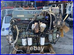 1993 Detroit Series 60 12.7L, S/N06R0101433,6067GU60,450 HP, FAM NDD12.7FZA9