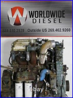 1994 Detroit Series 50 DDEC II Diesel Engine, 315HP. Good For Rebuild Only