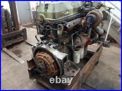 1994 Detroit Series 60 12.7 L Ddec II Engine 350 HP No Core, Good Running Glider