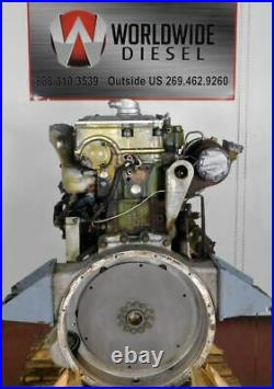 1995 Detroit Series 50 Diesel Engine, 300HP. Turns 360, Good For Rebuild Only