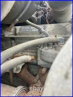 1995 Detroit Series 60 11.1 Liter Engine