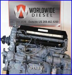 1995 Detroit Series 60 12.7 DDEC III Diesel Engine, 470HP, Approx. 461K Miles
