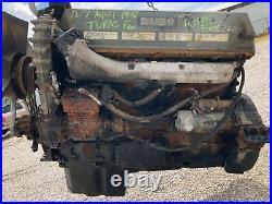 1996 Detroit Diesel 11.1 Series 60 Engine, Used Take Out