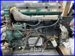 1996 Detroit Diesel Series 60. 11.1 Diesel engine