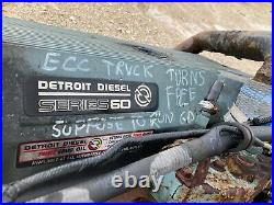 1999 Detroit Diesel 11.1 Series 60 Engine, Used Take Out
