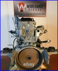 1999 Detroit Series 60 12.7 L DDEC IV Diesel Engine, 470HP, Approx. 427K Miles