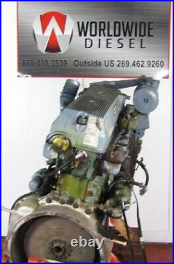 1999 Detroit Series 60 12.7 L DDEC IV Take Out, 500HP. Good For Rebuild Only