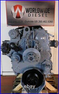 2000 Detroit Series 60 12.7 DDEC IV Diesel Engine, 470HP, Approx. 306K Miles