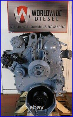 2000 Detroit Series 60 12.7 L DDEC IV Diesel Engine, 470HP, Approx. 306K Miles