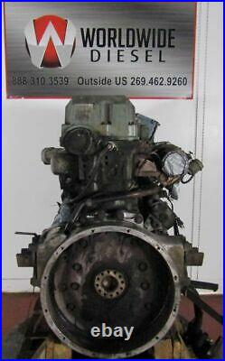 2001 Detroit Series 60 12.7 L DDEC IV Take Out, 470HP. Good For Rebuild Only