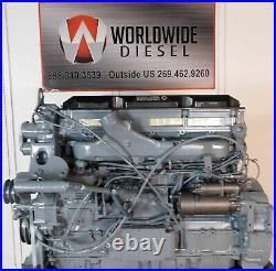 2002 Detroit Series 60 12.7 L DDEC IV Diesel Engine, 470HP, Approx. 437K Miles