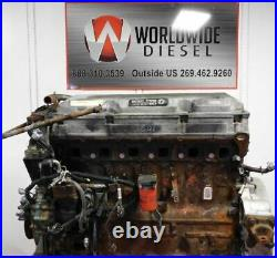2003 Detroit Series 60 12.7L EGR Take Out, 470HP. Good For Rebuild Only