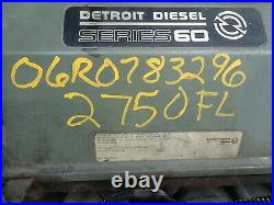 2004 Detroit Diesel 14.0 L Turbo Engine RUNS EXC! 515 HP 14 Liter 60 Series