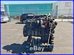 2004 Detroit Series 60 12.7L Diesel Engine (EGR-MODEL) S/N 06R0789564, DDEC 5