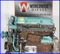 2005 Detroit Series 60 14.0 Liter DDEC V Engine, 515HP, Good For Rebuild Only