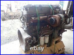 2006 Detroit Diesel 14.0 L Turbo Engine 60 Series RUNS EXC. 14L 14 L 515 HP