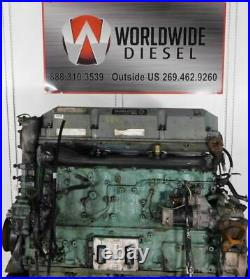 2006 Detroit Series 60 14.0L DDEC V Diesel Engine, 515HP, Good For Rebuild Only