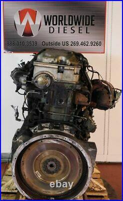 2008 Detroit Series 60 14.0L DDEC VI Take Out, 515HP, Good For Rebuild Only