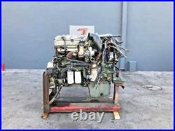 2008 Detroit Series 60 14.0L Diesel Engine, DDEC 6, EGR, DPF MODEL, 14.0L, 515HP