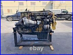 2009 Detroit Dd15 Diesel Engine With Jakes (egr, Dpf Model), 14.8l, 560hp