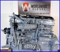 2009 Detroit Series 60 14.0 L DDEC VI Diesel Engine, 515 HP, Approx. 443K Miles