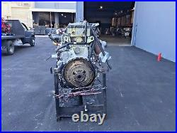 2011 DETROIT DD15 DIESEL ENGINE with JAKES, SERIAL # 472903S0093263, 560HP