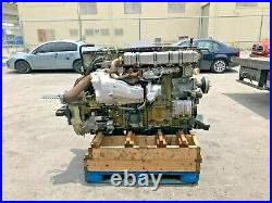 2012 DETROIT DD15 ENGINE, SERIAL # 472903S0131888, Fam #2DDXH14.8EED, 14.8L