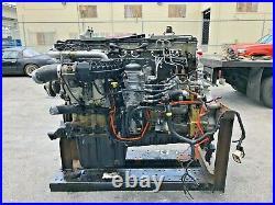 2013 Detroit DD15 Engine, Serial 472906S0199675, Family DDDXH14.8EAD, 14.8L