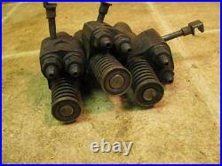 3 Detroit Diesel Early Fuel Injectors marked 60 53 Series 71 92