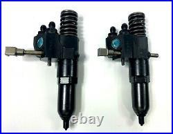 (4) Detroit Diesel 5C60 5226230 Fuel Injector Injectors GR 02.1001 For 53 series