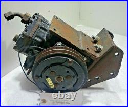 AC Compressor Assembly Detroit Diesel 60 Series 12.7 23503881 With BRACKET