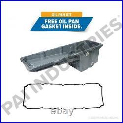 Aftermarket Oil Pan Detroit Diesel Series 60 12.7l 14l Whit Gasket