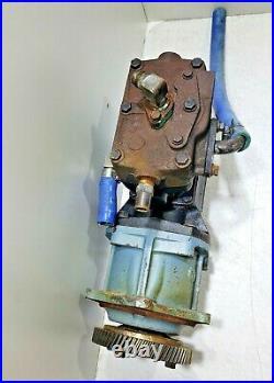 Air Compressor With Gear Drive Detroit Diesel Series 60 12.7 D DECK-3