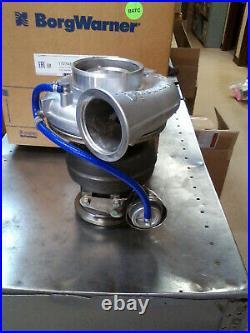 BorgWarner 172743 Turbocharger FOR DETROIT DIESEL SERIES 60 ENGINES