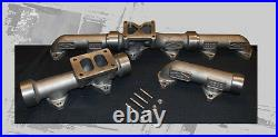 Bully Dog Detroit Non-EGR 60 Series Exhaust Coated Big Boss Manifold