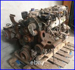 DETROIT DIESEL Natural Gas SERIES 60 ENGINE 12.7L UNIT 06R0693889 MODEL 6067TKG8