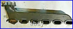 DETROIT DIESEL SERIES 6-71 EXHAUST 6 PORT MANIFOLD casting # 5158679
