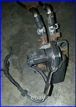 DETROIT DIESEL SERIES 60 EGR COOLER TUBE & HOSE 23533548 + Pressure Sensor