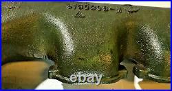DETROIT DIESEL SERIES 8v-71 LEFT BANK EXHAUST 4 PORT MANIFOLD casting # 5130308