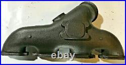 DETROIT DIESEL SERIES 8v-92 RIGHT BANK EXHAUST 4 PORT MANIFOLD casting # 5125166