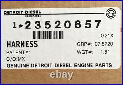DETROIT DIESEL Series 50 Cng HARNESS P/N 23520657 IGNITION COIL DDEC 3 4