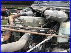 DETROIT SERIES 60 Engine 12.7 DDEC 4 Pre EGR Diesel Engine Pre Emission 470hp