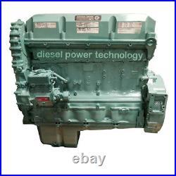 Detroit 12.7 Series 60 BDEC3 Remanufactured Diesel Engine Extended Long Block