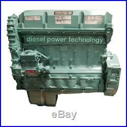 Detroit 12.7 Series 60 Remanufactured Diesel Engine Long Block