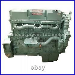 Detroit 14 Liters Series 60 Remanufactured Diesel Engine Extended Long Block
