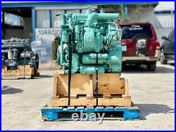 Detroit 3-71 Diesel Engine For Sale, 120HP, Natural Aspiration